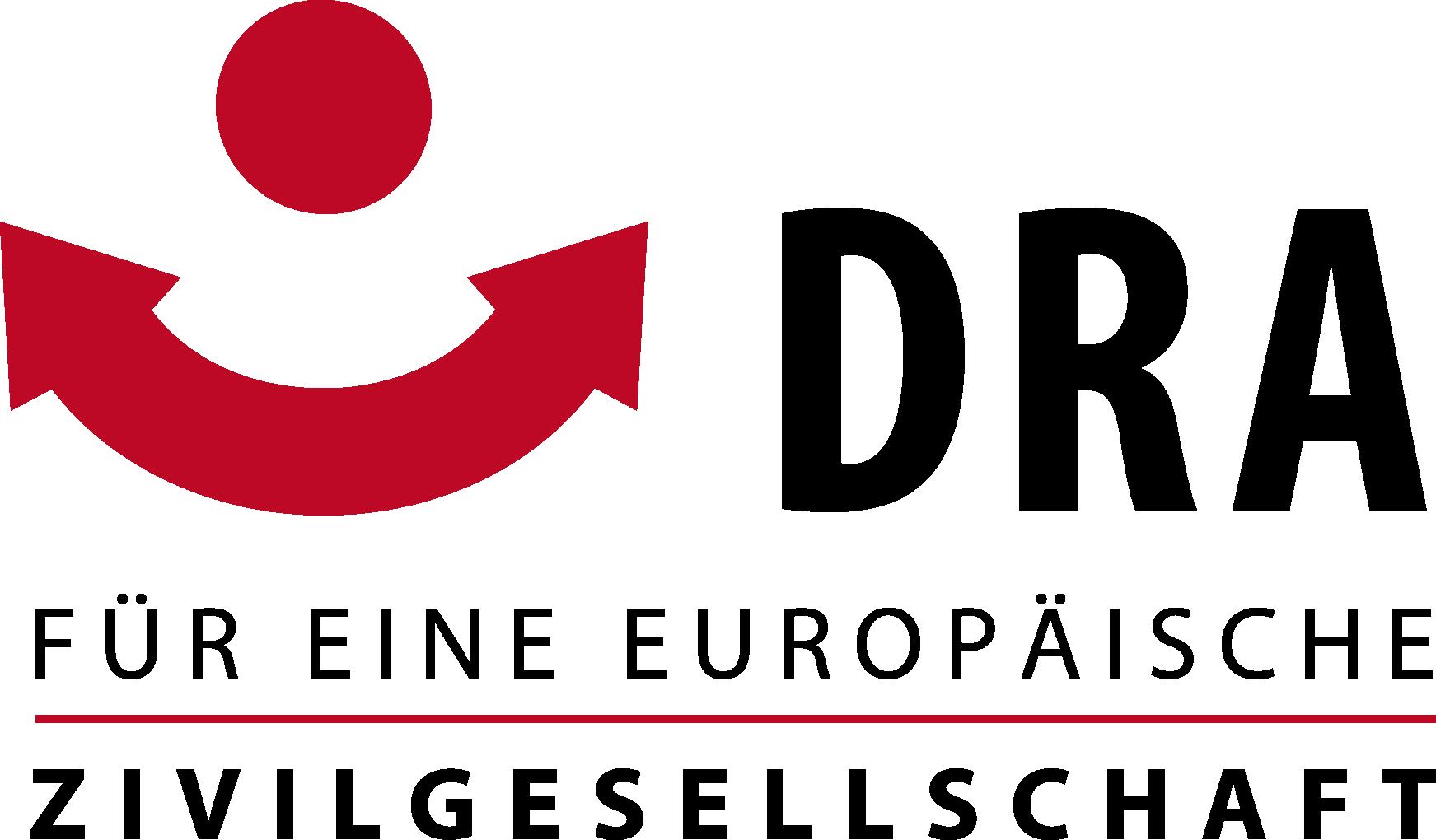 Logo DRA deutsch